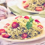pasta pesto vegan