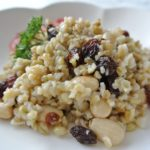 rice with raisin rine nuts 900