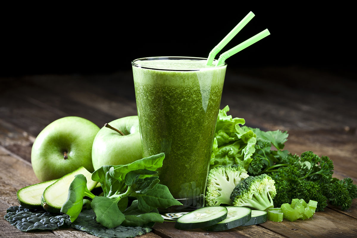 Green-juice-smoothie